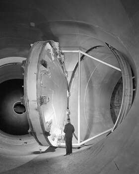 Supersonic Wind Tunnel
