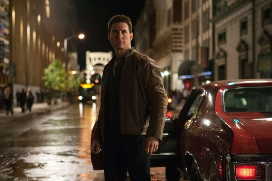 Tom Cruise stars in 2012's 'Jack Reacher,' which was based on Lee Child's 'One Shot.'