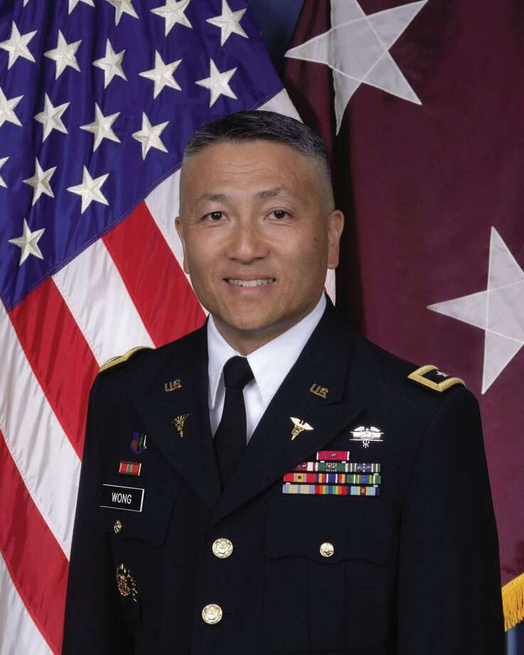 Maj. Gen. M. Ted Wong is with the Army Southern Regional Medical Command.