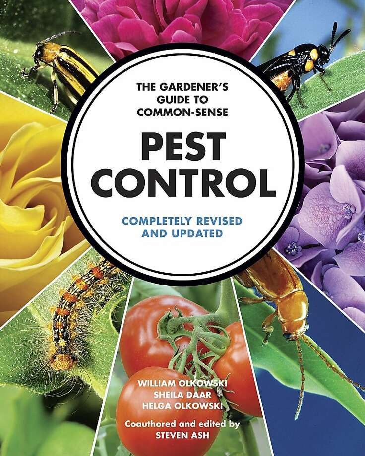 "Revised ""Gardeners Guide to Common-Sense Pest Control"" Photo: Taunton Press"
