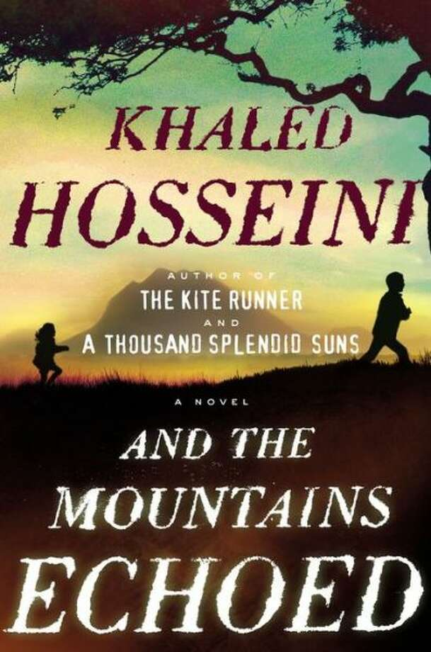 """And the Mountains Echoed"" by Khaled Hosseini Photo: Xx"