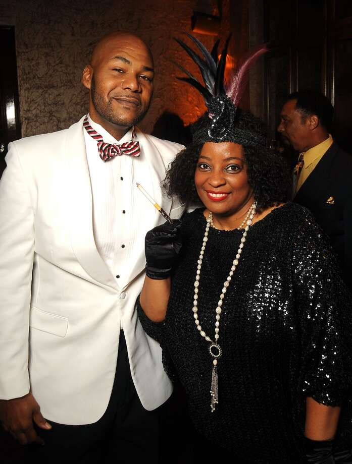Walter Hull and Dorita Hatchett