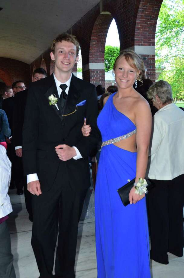 Were you Seen at the Burnt Hills-Ballston Lake Junior/Senior Prom at the Hall of Springs in Saratoga Springs on Friday, May 17, 2013? Photo: Anne-Marie Warren