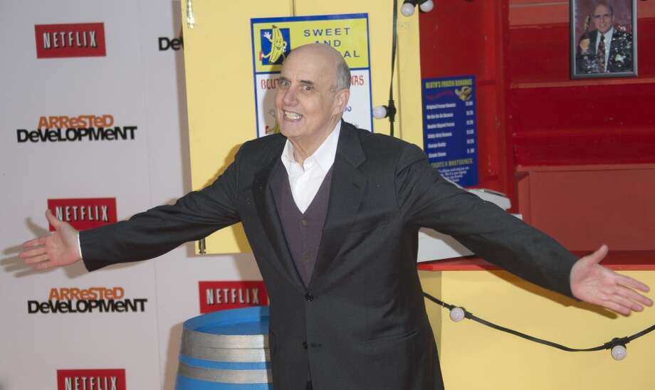 'Arrested Development' actor Jeffrey Tambor, SF StateTambor was named SF State's 'Alumnus of the Year' in 2009. Photo: Joel Ryan, Associated Press
