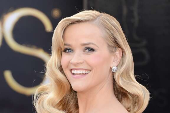 Academy Award-winning actress Reese Witherspoon, Stanford. Witherspoon spent one year at Stanford before dropping out to pursue acting.