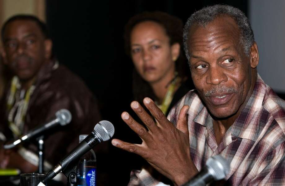 Actor and activist Danny Glover, SF State Photo: Darryl Bush, Chronicle File Photo