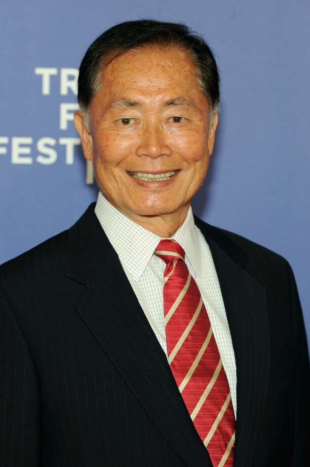 'Star Trek' actor and Facebook legend George Takei, CalTakei transferred to UCLA from Cal. Photo: Simon Russell, Getty Images