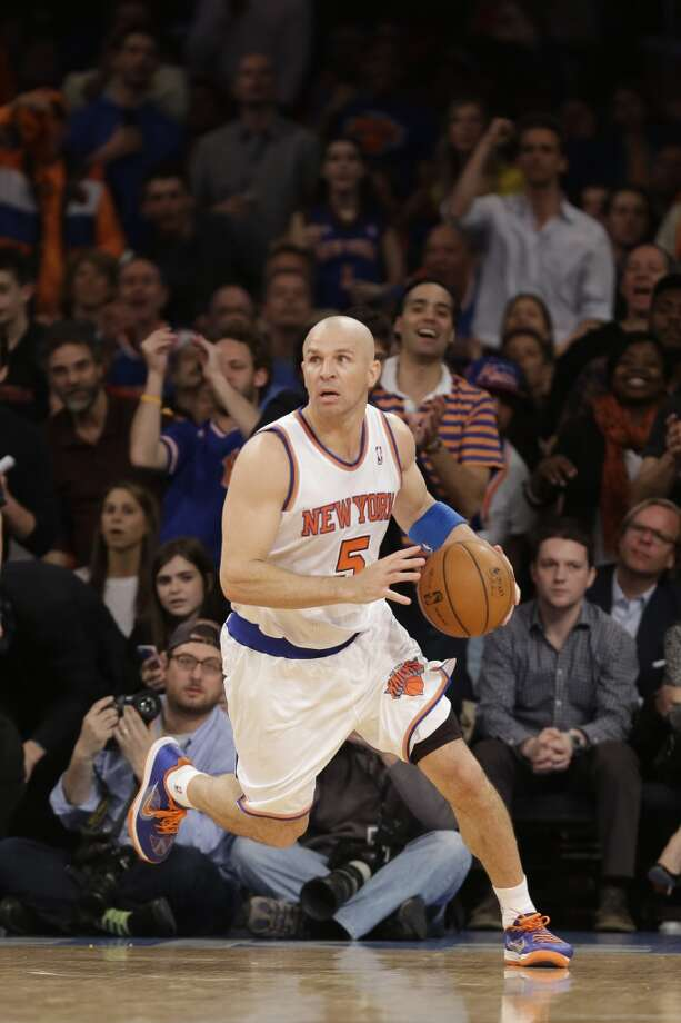 Brooklyn Nets coach and former NBA star Jason Kidd, Cal Photo: Kathy Willens, Associated Press