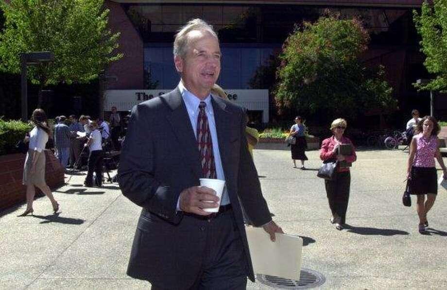 Former MLB Commissioner Pete Ueberroth, San Jose State Photo: Rich Pedroncelli, AP