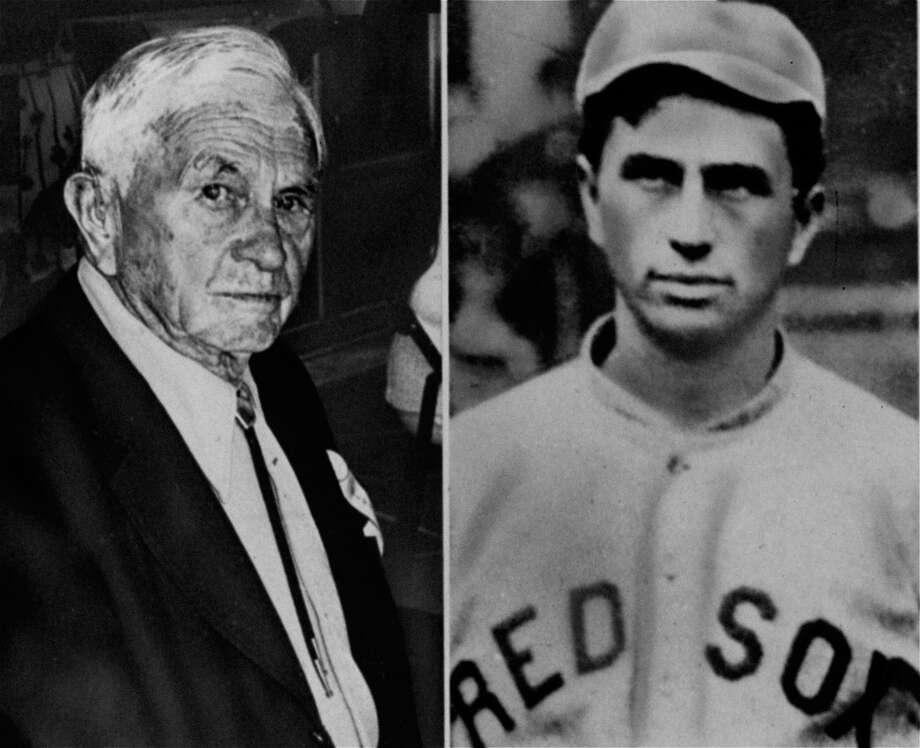 Baseball Hall of Famer Harry Hooper, St. Mary's Photo: File, Associated Press