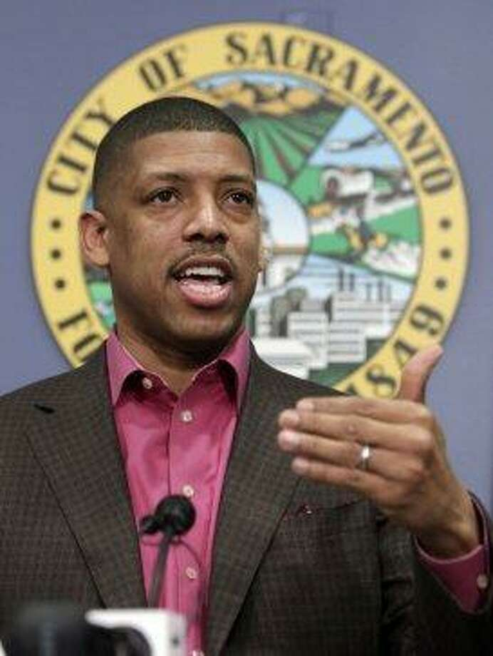 Former NBA star and Sacramento Mayor Kevin Johnson, Cal Photo: Rich Pedroncelli, Associated Press