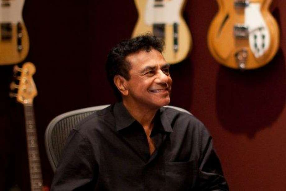 Singer Johnny Mathis, SF State Photo: Becky Fluke, Chronicle File Photo
