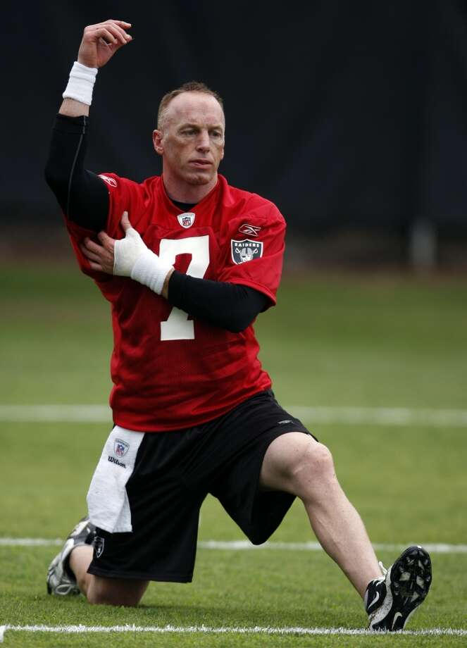 Former NFL quarterback Jeff Garcia, San Jose State. Photo: Paul Chinn, The Chronicle