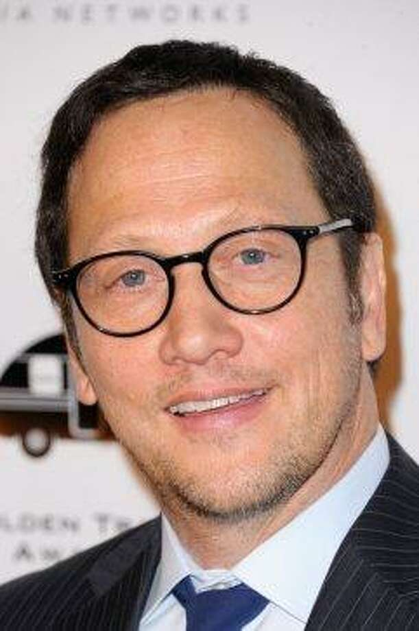 Actor and comedian Rob Schneider, SF State Photo: Noel Vasquez, Getty Images