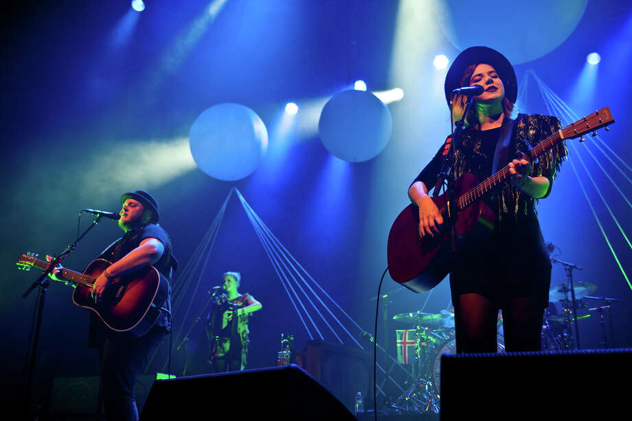 Of Monsters and Men perform at the Fox Theatre in Oakland on May 16, 2013. Photo: Philey Sanneh / Butchershop Creative Archive all rights reserved