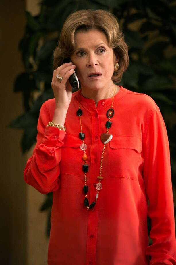 "Jessica Walter in a scene from Netflix's ""Arrested Development."""