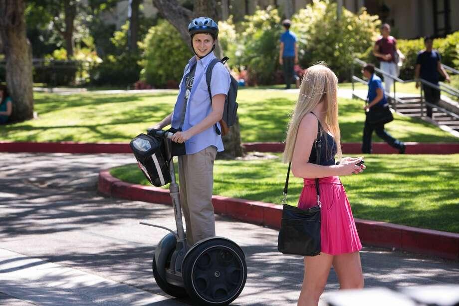 "Michael Cera in a scene from Netflix's ""Arrested Development."""