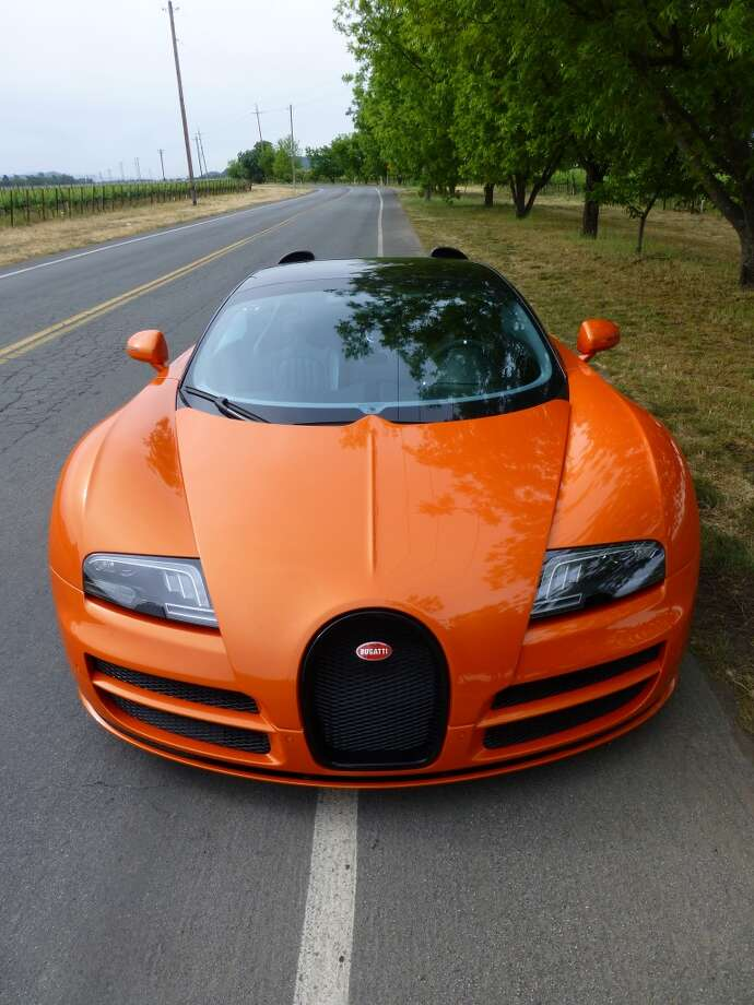 The Vitesse model has 1,200 horsepower, as opposed to the base model's 1,001. In either case, it is not a slow car.