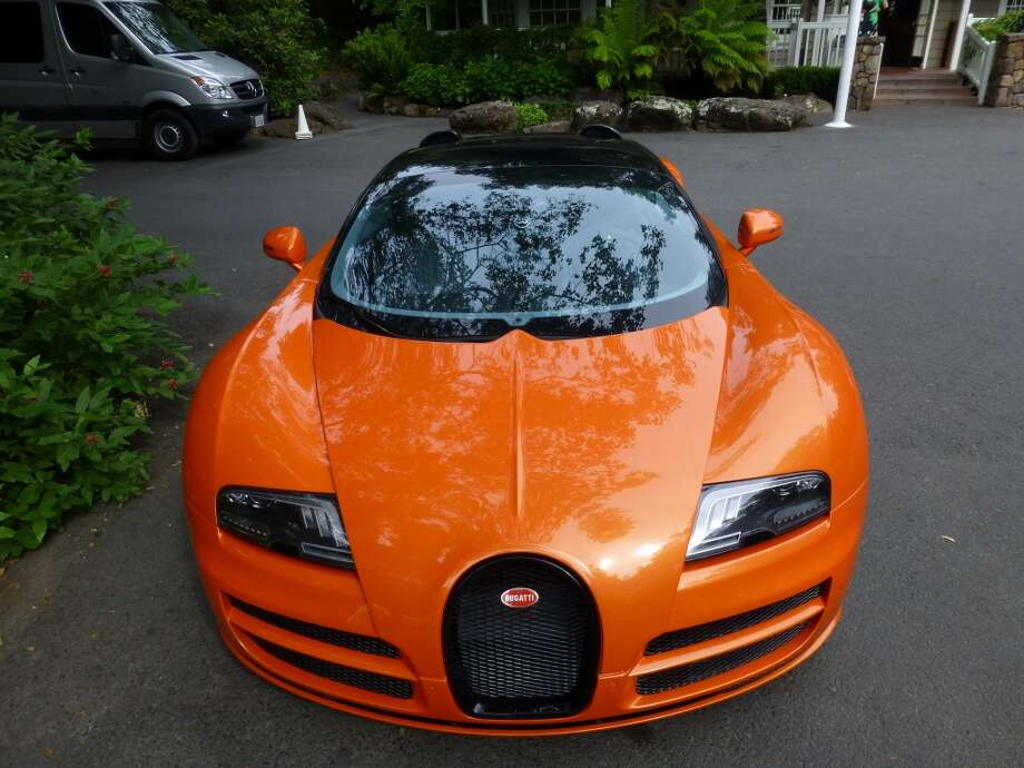 The Veyron has 11 radiators. If you drive it at full speed (about 254 mph), it will run out of gas in 12 minutes.