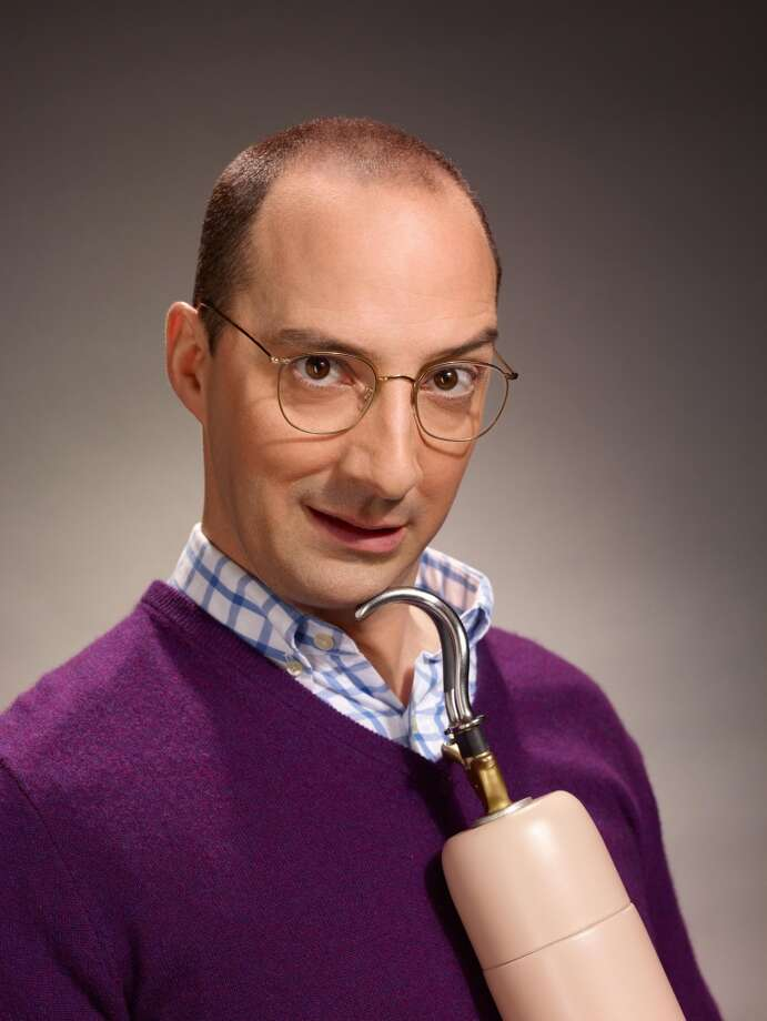 "Tony Hale returns to ""Arrested Development"" on Netflix."