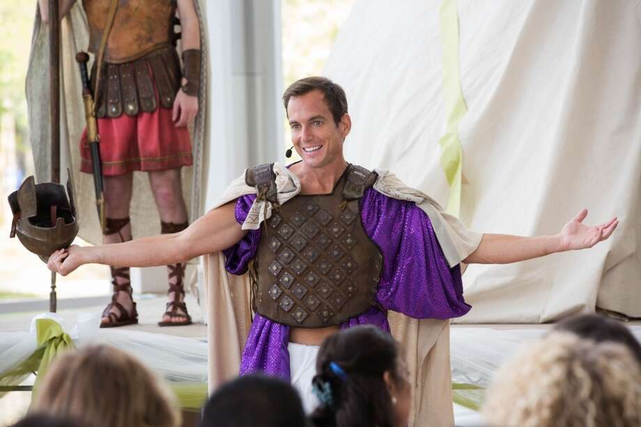 "Will Arnett in a scene from Netflix's ""Arrested Development."""
