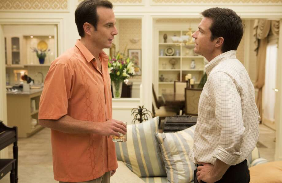"Will Arnett and Jason Bateman in a scene from Netflix's ""Arrested Development."""