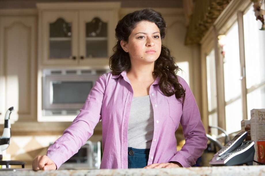 "Alia Shawkat in a scene from Netflix's ""Arrested Development."""