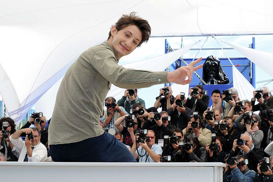 Actor Pierre Niney attends the photocall for 'Jeunes Talents Adami' during The 66th Annual Cannes Film Festival at Palais des Festivals on May 20, 2013 in Cannes, France. Photo: Pascal Le Segretain, Getty Images / 2013 Getty Images