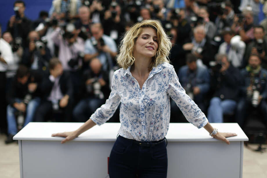 "French actress Alice Taglioni poses on May 20, 2013 during a photocall for ""Jeunes Talents - Adami"" (Young Talents - Adami) at the 66th edition of the Cannes Film Festival in Cannes. Cannes, one of the world's top film festivals, opened on May 15 and will climax on May 26 with awards selected by a jury headed this year by Hollywood legend Steven Spielberg. Photo: VALERY HACHE, AFP/Getty Images / 2013 AFP"