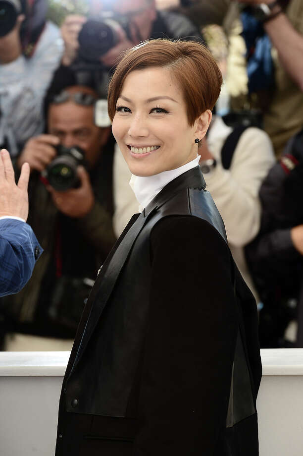 Sammi Cheng attends the photocall for 'Blind Detective' during the 66th Annual Cannes Film Festival at Palais des Festivals on May 20, 2013 in Cannes, France. Photo: Dominique Charriau, WireImage / 2013 Dominique Charriau