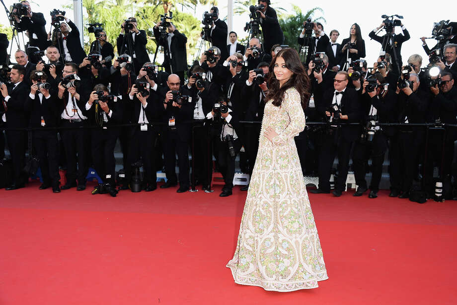 Aishwarya Rai attends the Premiere of 'Blood Ties' during the 66th Annual Cannes Film Festival at the Palais des Festivals on May 20, 2013 in Cannes, France. Photo: Venturelli, WireImage / 2013 Venturelli