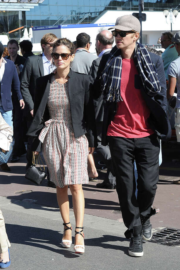 Rachel Bilson and Hayden Christensen are seen during The 66th Annual Cannes Film Festival on May 20, 2013 in Cannes, France. Photo: Jacopo Raule, FilmMagic / 2013 Jacopo Raule