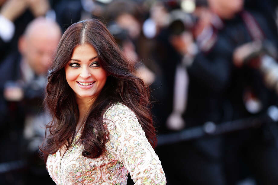 Aishwarya Rai attends the 'Blood Ties' Premiere during the 66th Annual Cannes Film Festival at the Palais des Festivals on May 20, 2013 in Cannes, France. Photo: Vittorio Zunino Celotto, Getty Images / 2013 Getty Images
