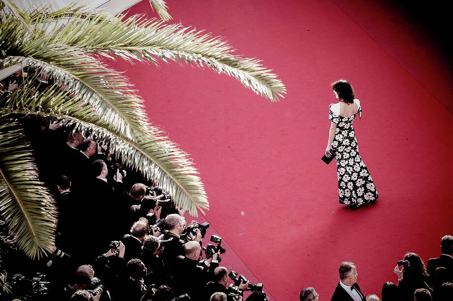 Milla Jovovich attends the 'Blood Ties' Premiere during the 66th Annual Cannes Film Festival at the Palais des Festivals on May 20, 2013 in Cannes, France. Photo: Francois G. Durand, Getty Images / 2013 Francois G. Durand
