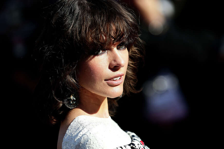 "Milla Jovovich attends the ""Blood Ties"" Premiere during the 66th Annual Cannes Film Festival at Grand Theatre Lumiere on May 20, 2013 in Cannes, France. Photo: Vittorio Zunino Celotto, Getty Images / 2013 Getty Images"