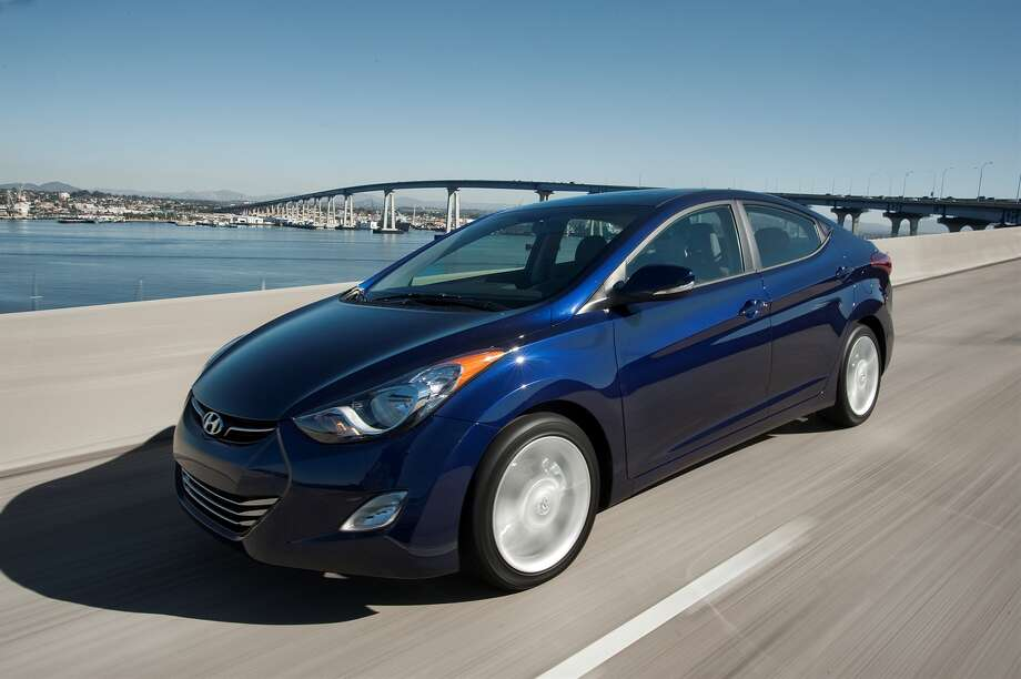 2013 Hyundai Elantra GLS Price: $19,410 Fuel cost: $8,500 Total: $27,910Source: Cars.com Photo: File