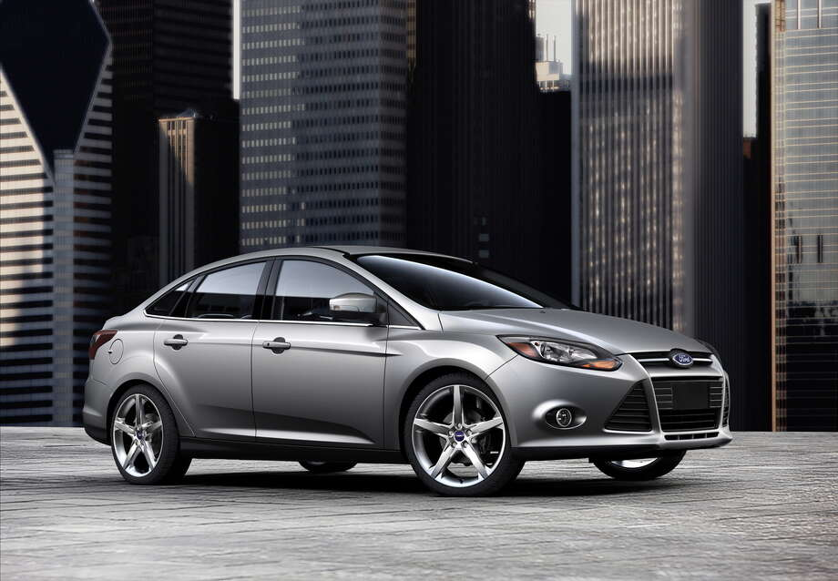 2013 Ford Focus SE Price: $20,090 Fuel cost: $8,750 Total: $28,840Source: Cars.com Photo: Ford, File / © 2012 Ford Motor Company