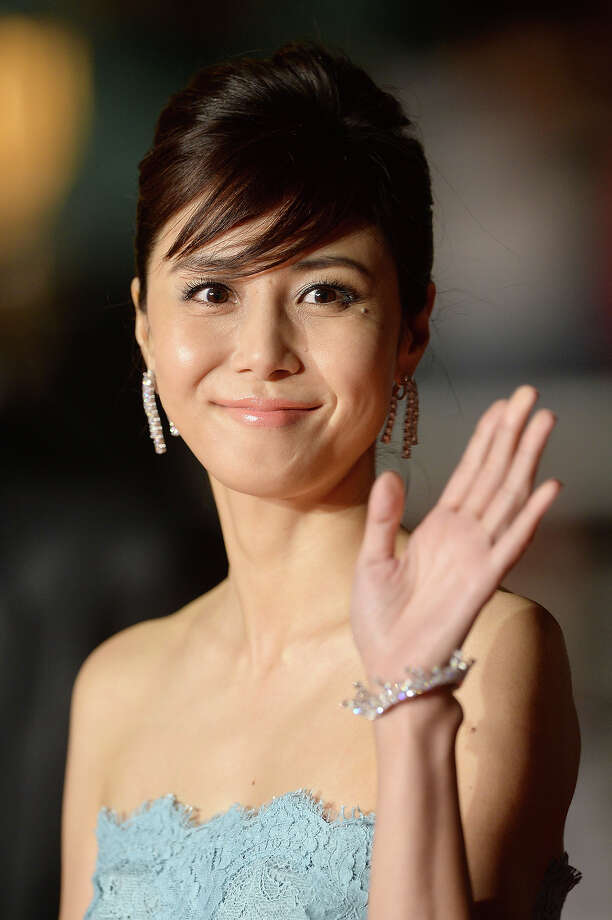 Actress Nanako Matsushima attends the 'Wara No Tate' Premiere during the 66th Annual Cannes Film Festival at the Palais des Festivals on May 20, 2013 in Cannes, France. Photo: Dave J Hogan, Getty Images / 2013 Dave J Hogan