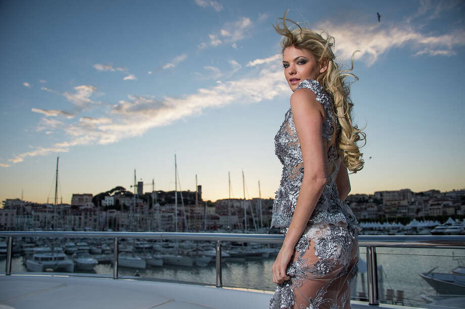 Kristen Nicole attends the Cannes Yacht Photo Shoot Aboard The Harle at The 66th Annual Cannes Film Festival on May 20, 2013 in Cannes, France. Photo: Venturelli, WireImage / 2013 Venturelli