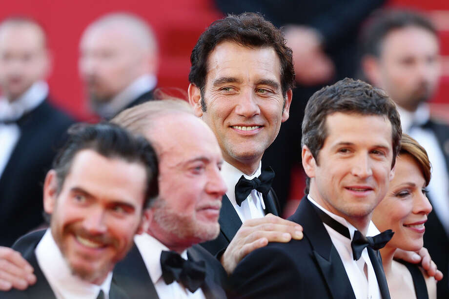 Actor Clive Owen attends the 'Blood Ties' Premiere during the 66th Annual Cannes Film Festival at the Palais des Festivals on May 20, 2013 in Cannes, France. Photo: Vittorio Zunino Celotto, Getty Images / 2013 Getty Images