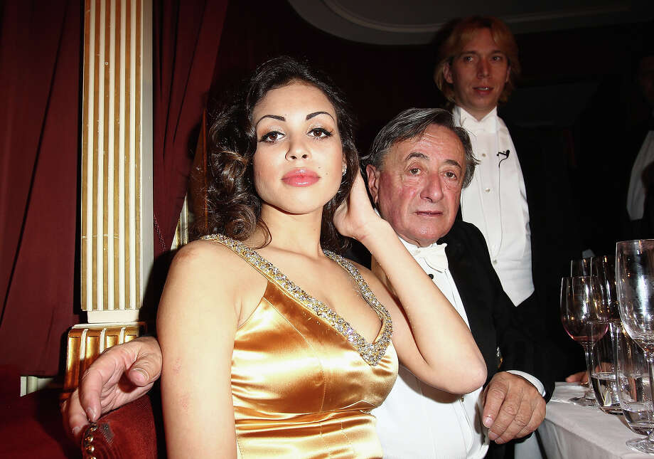 And Berlusconi isn't the only older man Ruby has been seen publicly with; Austrian entrepreneur Richard Lugner attends the traditional Vienna Opera Ball with El Mahroug in 2011. Photo: Andreas Rentz, Getty Images / 2011 Getty Images