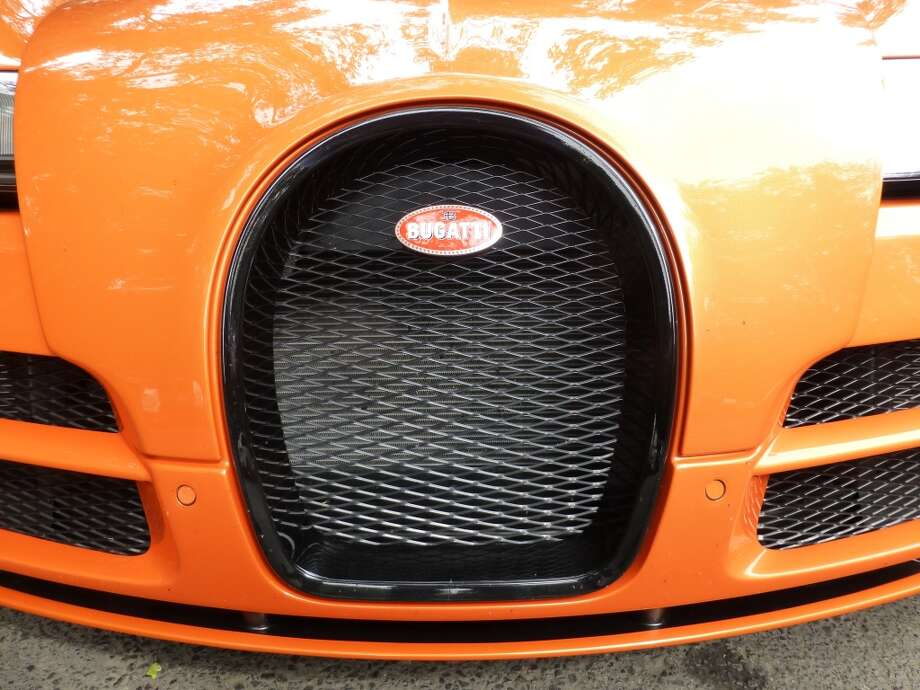 After a bird pulverized a Veyron's aluminum grille during testing, Bugatti began making the grilles out of titanium.