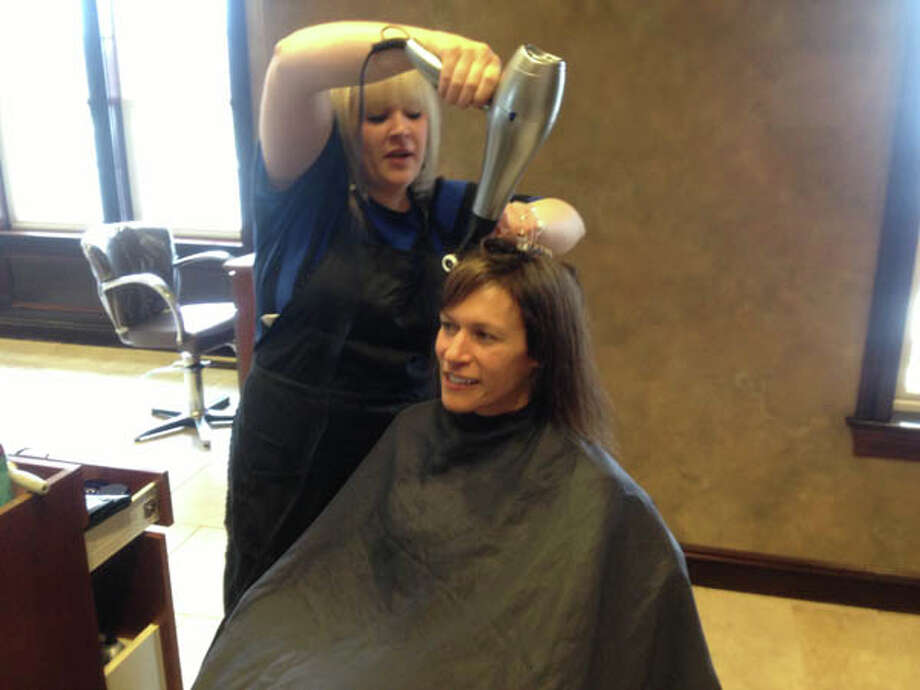 Amy Wendt at Kimberley's A Day Spa