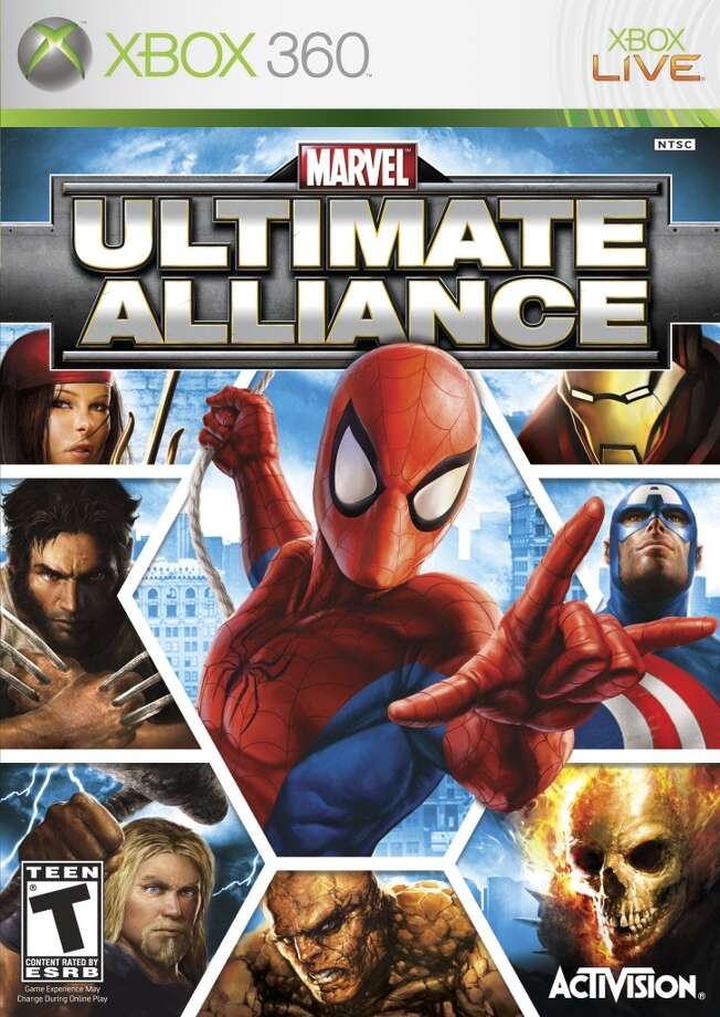 """Marvel Ultimate Alliance"" - 2006"