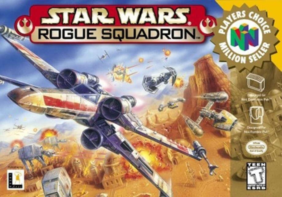 """Star Wars Rogue Squadron"" - 1998 Photo: Courtesy Lucas Arts"