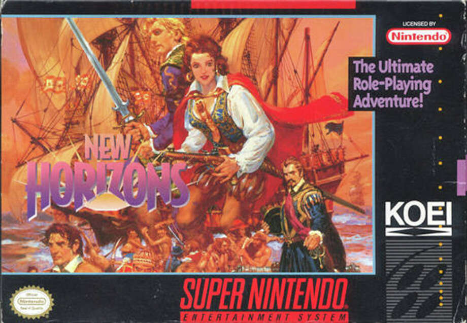 """Uncharted Waters: New Horizons"" - 1994 Photo: Courtesy Nintendo/KOEI"