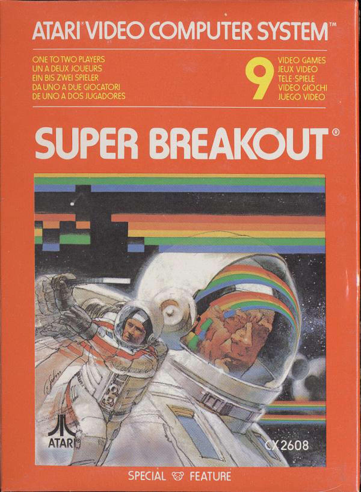 1978 - Breakout Atari 2600