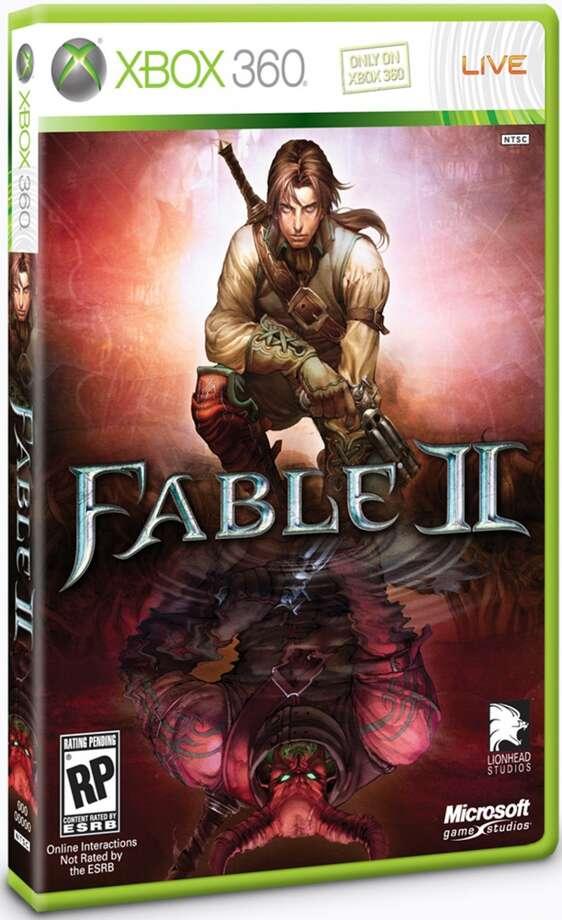 """""""Fable II"""" - 2008"""