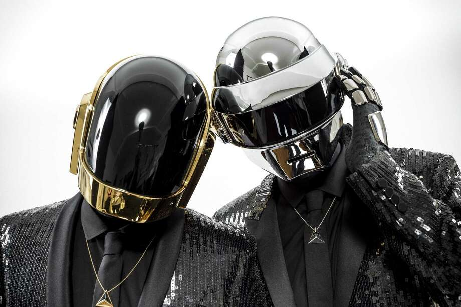 "The French duo Daft Punk showcases a variety of musical styles on ""Random Access Memories."" Photo: Chad Batka / New York Times"
