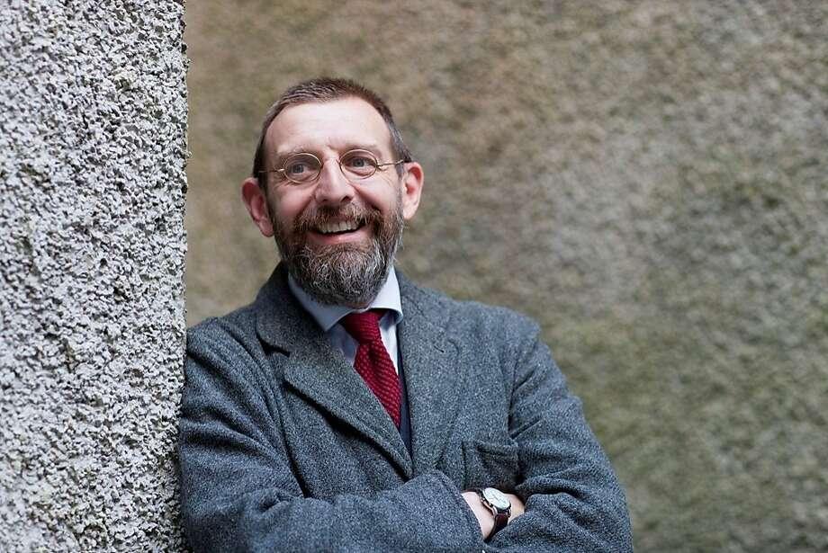Ian Sansom Photo: Courtesy Of The Author